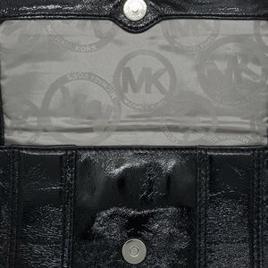 Michael Kors Bags - Michael Kors | Redding Patent Leather Clutch